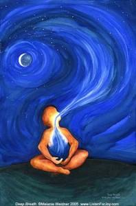 Музыка для медитации...
