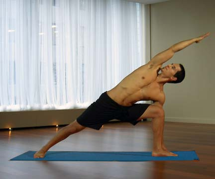 йога и питание для похудения