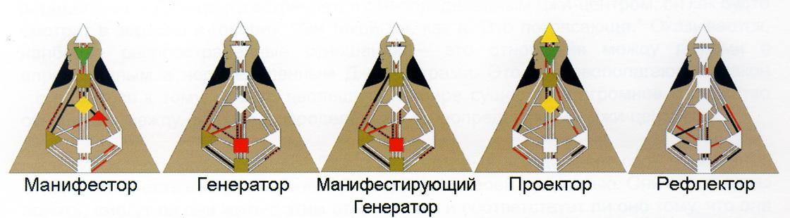 Дизайн человека определить свой