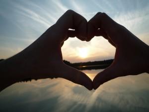 Солнце - это любовь