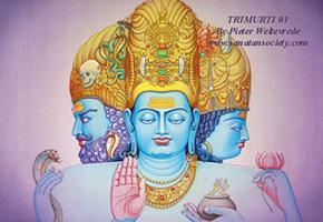 Тримурти – Брахма, Шива, Вишну – различные аспекты Единого
