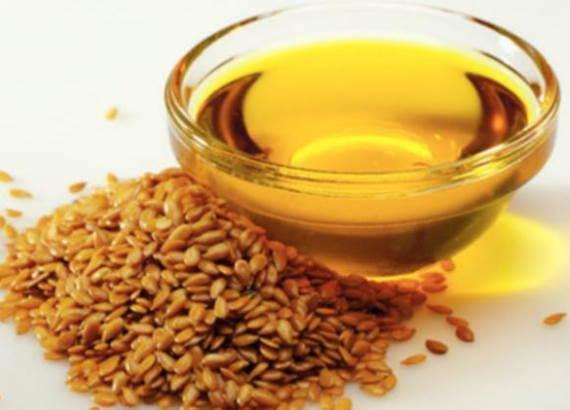 Льняное масло полезно в любом возрасте