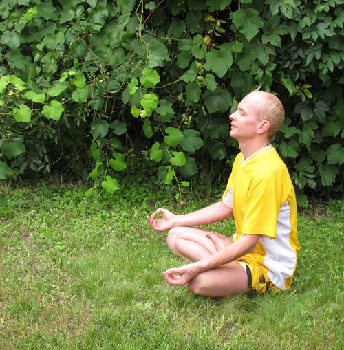 медитация, Д. Рыбин