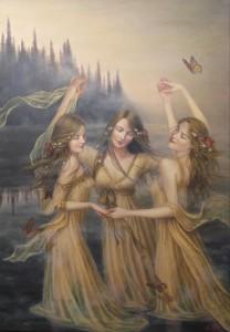 Древнеславянские сакральные практики