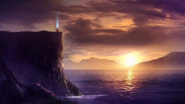 море обрыв скалы без смс