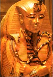 Притчи Крайона ч.4 Гробница Тутунхамона