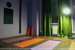 Зал для индивидуальных консультаций, массажа и малых групп