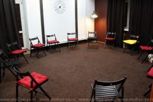 Зал для проведение тренингов и семинаров