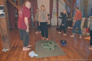 оздоравливающие йога-туры