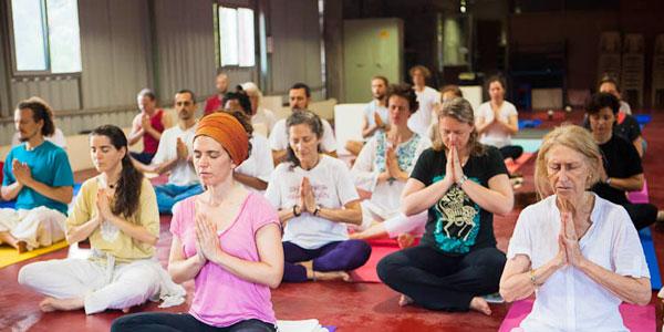 Интегрированная амрита-медитация