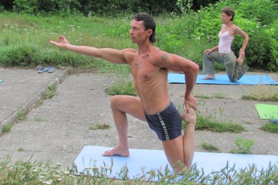 Йога для мужчин