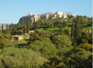 Путешествие 1. Греция