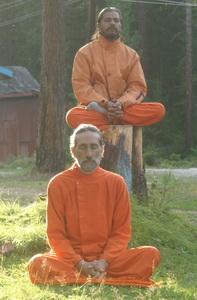 ретрит, медитация