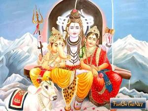 Гималайская семья
