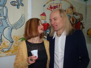 Свами Сангит и Марина Юрасова Млада
