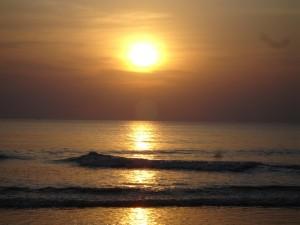 в океане тишины
