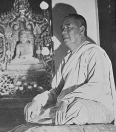 Саяджи У Ба Кхин, учитель Гоенки