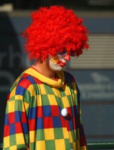 Клоун, на психотерапию потребуется примерно пять лет