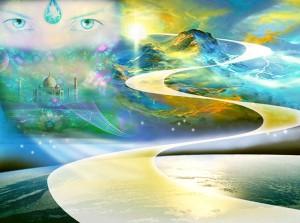 Медитация Виргинии Калинаускене «Пространство знаний»