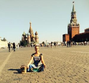 Юлия Кракова, Москва