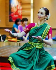 храмовый танец