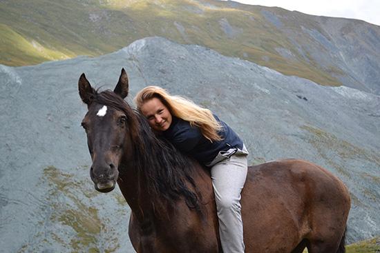 алтай на лошадях