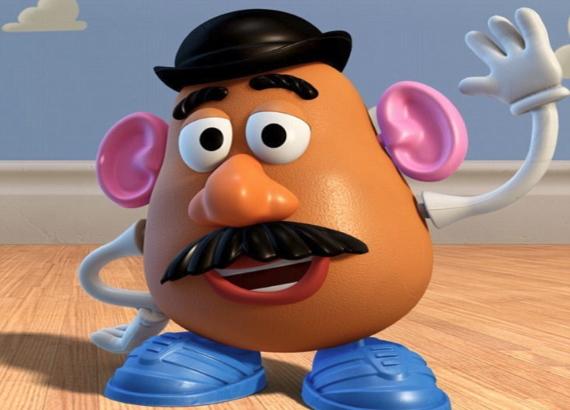 Чем человек отличается от картошки