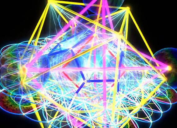 Код Человека-Бога. Настоящий Живой Куб Метатрона