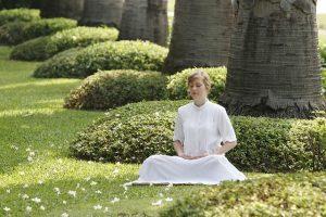 ретрит медитация